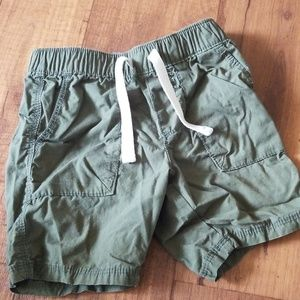 Old Navy 3T Army Green Shorts